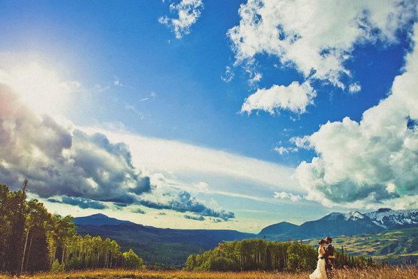 Charlotte + David I Gorrono Ranch I Telluride Wedding Photographers