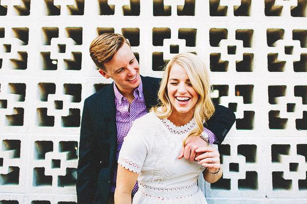 Kelsey + Matt. Engaged. Austin, TX