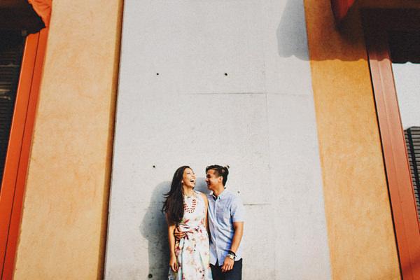 Elizabeth + Derick . Austin TX . Engaged