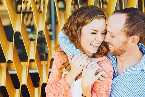 Leah + Ethan . San Angelo TX . Engaged