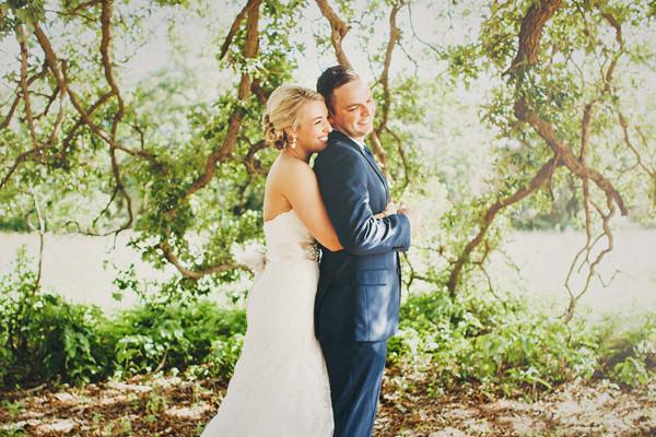 Jenny + Luke . The Grove at Denton Valley