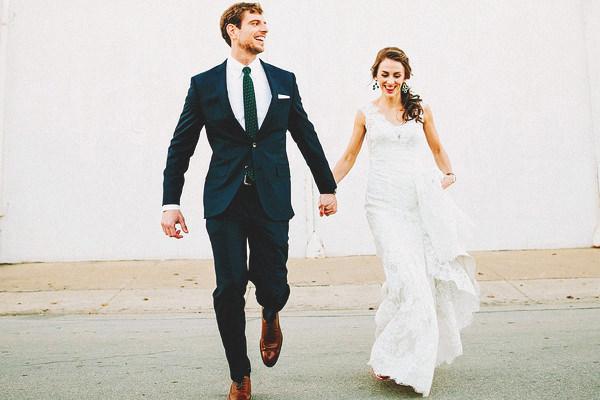 Alicia + Timothy. Hickory Street Annex Wedding. Dallas, TX