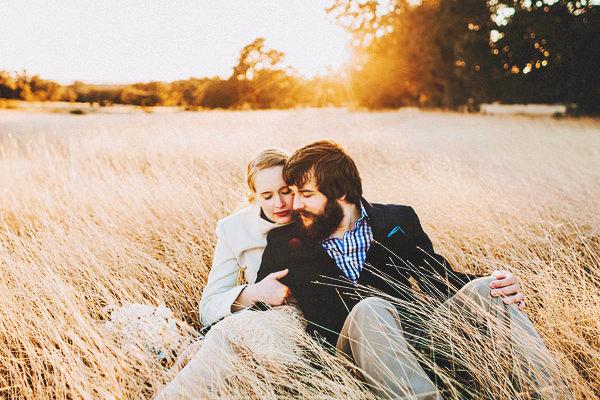 Rachel + Matt. Married. Marble Falls, TX