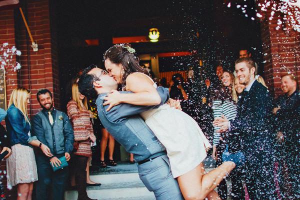 Kori + Collin . Abilene TX . Wedding