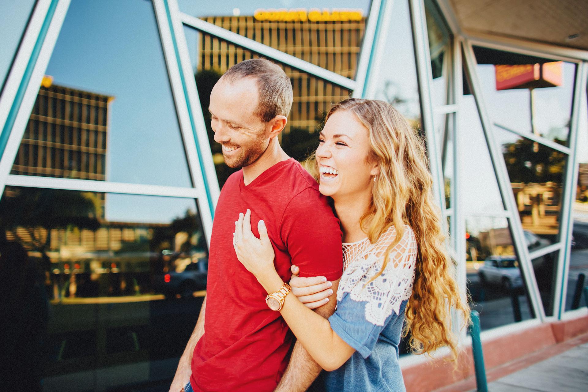 Leah + Ethan San Angelo wedding photographers