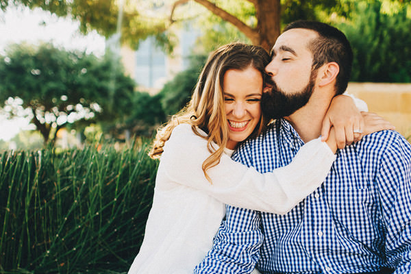 Rachel + Jason . Austin TX . Engaged