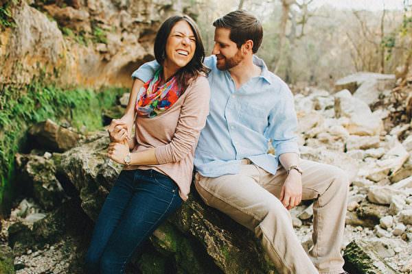 Elise + Will . Austin TX . Engaged